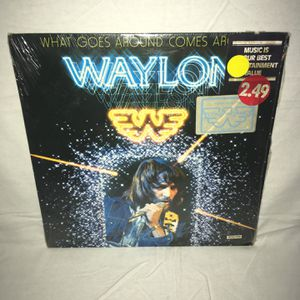 "Waylon What Goes Around Comes Around 12"" LP Album for Sale in Chicago, IL"