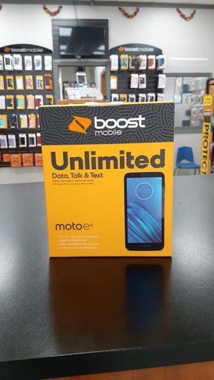 Free Motorola For Boost Mobile Customers for Sale in Durham, NC