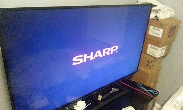 44 inch Sharp T.V
