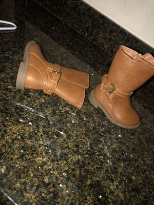 Girls brown boots for Sale in San Jose, CA