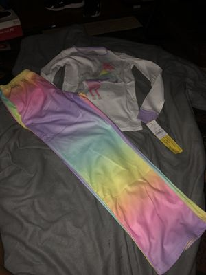 Girls cute soft pajamas for Sale in Dearborn Heights, MI