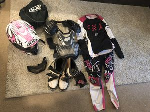 Women's Pink and Black Riding Gear for Sale in Tempe, AZ
