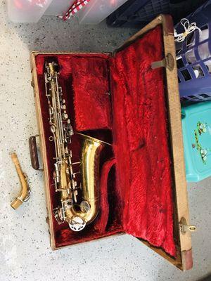 Alexander alto saxophone vintage for Sale in Huntington Beach, CA