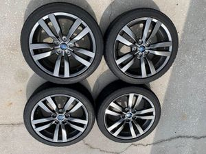 WRX Wheels & Tires - fits 2015+ for Sale in Brandon, FL