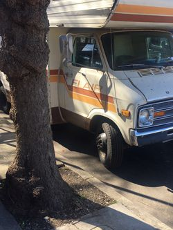 1977 RV Flair By Fleetwood for Sale in Daly City,  CA