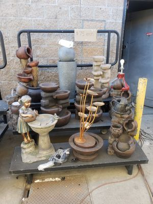Water fountains for Sale in Loma Linda, CA