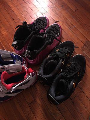 $50 each-Jordan 4 size 10 men,Penny Foamposite size 10 men,Jordan 7 size 9.5 men for Sale in Harrisburg, PA