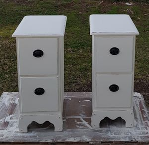 Repurposed Night Stands / End Tables for Sale in Simpsonville, SC