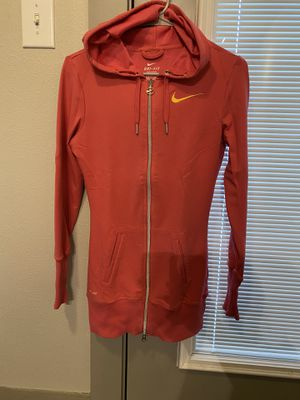 Nike pink hoodie - size XS for Sale in Dickinson, TX
