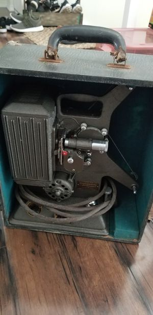 Vintage projector for Sale in South Windsor, CT