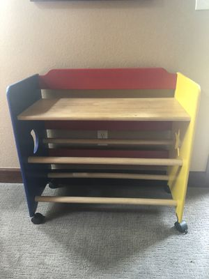 Kids toy shelf for Sale in Evergreen, CO