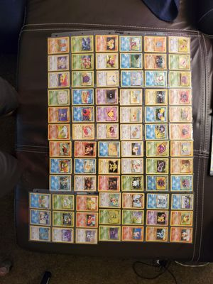 Pokèmon cards original Pokemon for Sale in Bay Lake, FL