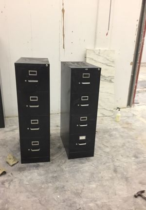 252 inch four drawer file cabinet Office Depot for Sale in St. Louis, MO