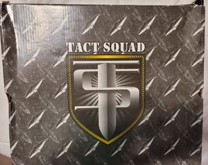 "Tact Squad Sentry 8"" work boots for Sale in Saint Charles, MD"
