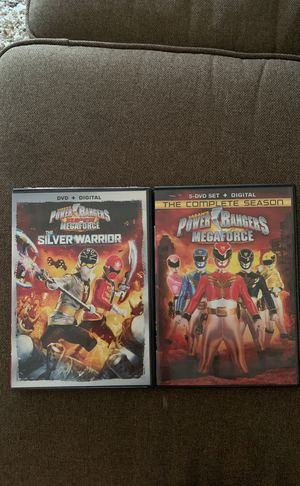 Power Rangers DVD's for Sale in Escondido, CA