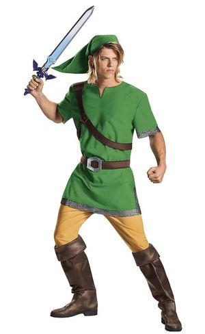 Legend of Zelda Men's Halloween Costume for Sale in Meriden, CT