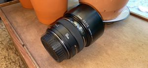 Canon EF 50mm f/1.4 USM Lens - Excellent Condition for Sale in Kirkland, WA