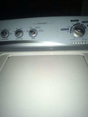 Sears kenmore top load heavy duty washer for Sale in Dallas, TX