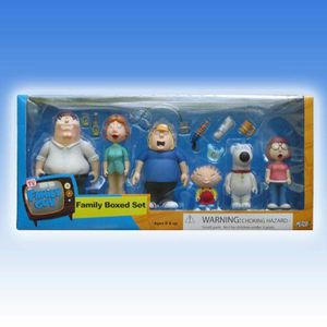 Family Guy figurines box set for Sale in St. Louis, MO
