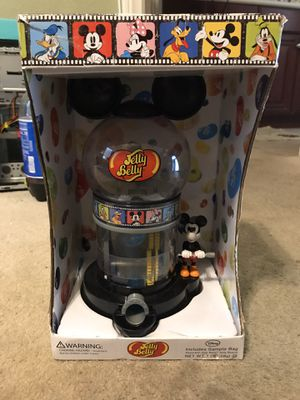 Mickey Mouse Bean Machine. Jelly Belly ( Open Box, But New ) Have Box though for Sale in Escondido, CA