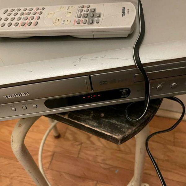 Toshiba Video Recorder