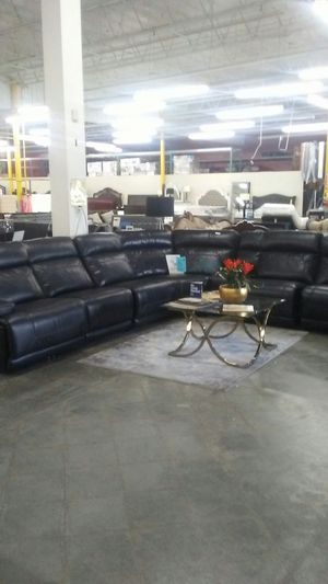 Sectional sofa power recliner for Sale in Chino Hills, CA