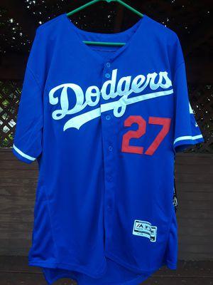 Dodgers Alex Verdugo Blue Large for Sale in Azusa, CA
