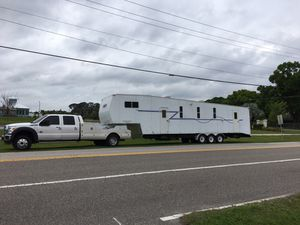 2007 pro form toy hauler/ bunk house for Sale in Ruskin, FL