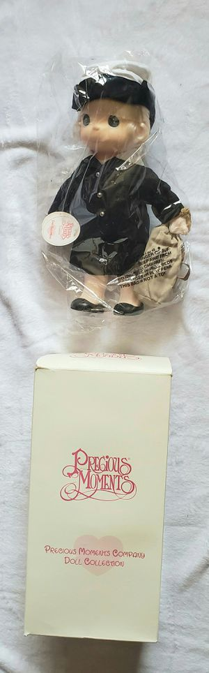 PRECIOUS MOMENTS MILITARY NAVY GIRL DOLL for Sale in Las Vegas, NV