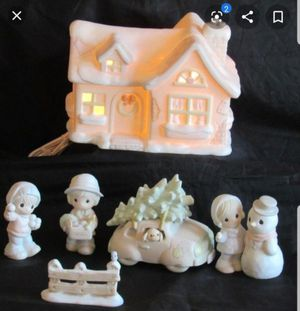 11 piece Precious moments set new in boxes for Sale in Hudson, FL