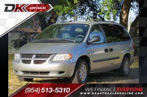 2004 Dodge Caravan for Sale in Hollywood, FL