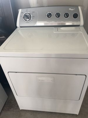 Whirlpool washer & dryer in good condition for Sale in Everett, WA