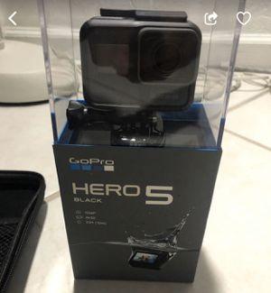 Gopro hero 5 for Sale in Miami, FL