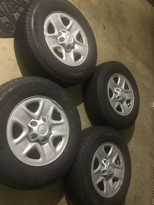 Toyota wheels & tires for Sale in Hyattsville, MD