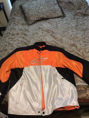 Alpine star motorcycle jacket for Sale in Katy, TX