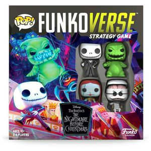 Funkoverse The Nightmare Before Christmas Strategy Game for Sale in Dallas, TX