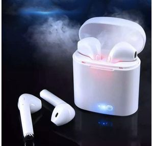 i7s TWS Headphone Wireless Bluetooth Earphone Earbuds for iPhone Android iOS for Sale in Morton Grove, IL