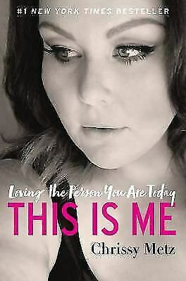 Chrissy Metz This Is Me Hardcover Book for Sale in Las Vegas, NV