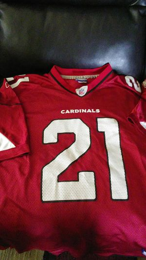 ARIZONA CARDINALS MEN'S JERSEY. SIZE 2XL . for Sale in Phoenix, AZ