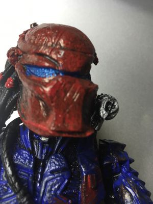 Vintage Predator Action Figure Toy Collection Made in Mexico for Sale in El Paso, TX