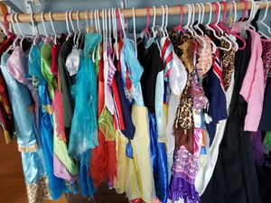 Dress up kids clothes (various sizes) for Sale in Roy, WA