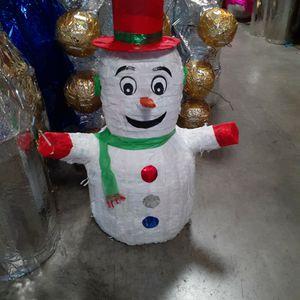 Snowmen 🌲🌲🌲🌨❄ for Sale in Whittier, CA
