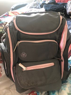 Baby girl diaper backpack Jeep for Sale in Los Angeles, CA