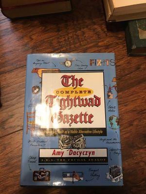 The tightwad gazette for Sale in Tacoma, WA