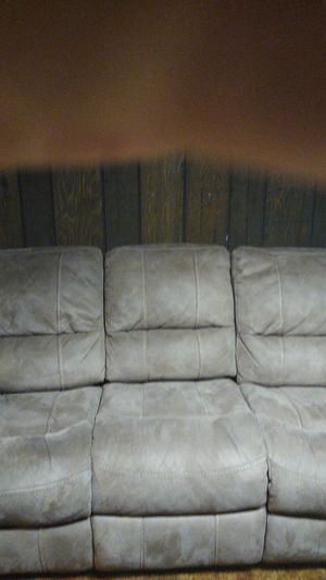New tan couch for Sale in Colorado Springs, CO