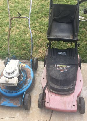 Lawn mowers for Sale in Manteca, CA