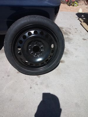 Chevy spare tire. Fairy new for Sale in El Paso, TX