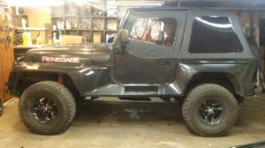 1993 jeep wrangler yj renegade for Sale in Lisbon, OH