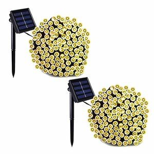 Binval Solar Fairy Christmas String Lights, 2-Pack for Sale in Los Angeles, CA