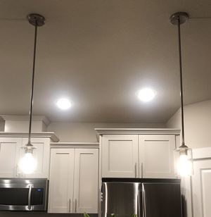 Pendant lights (for kitchen island) for Sale in Vancouver, WA